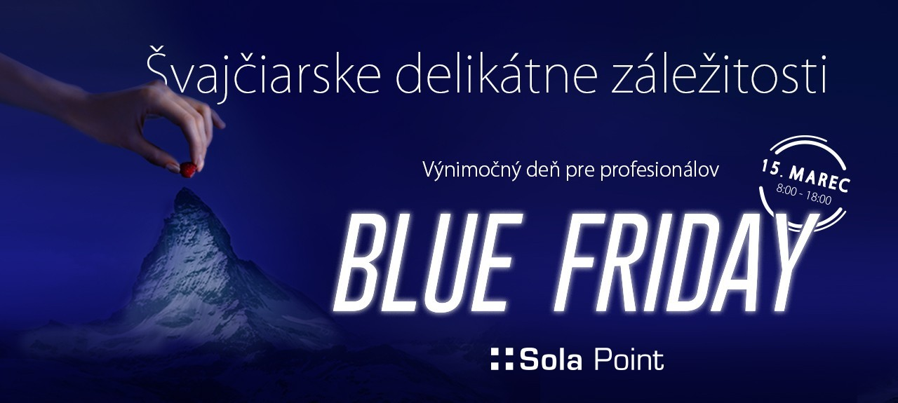 BLUE FRIDAY 2019