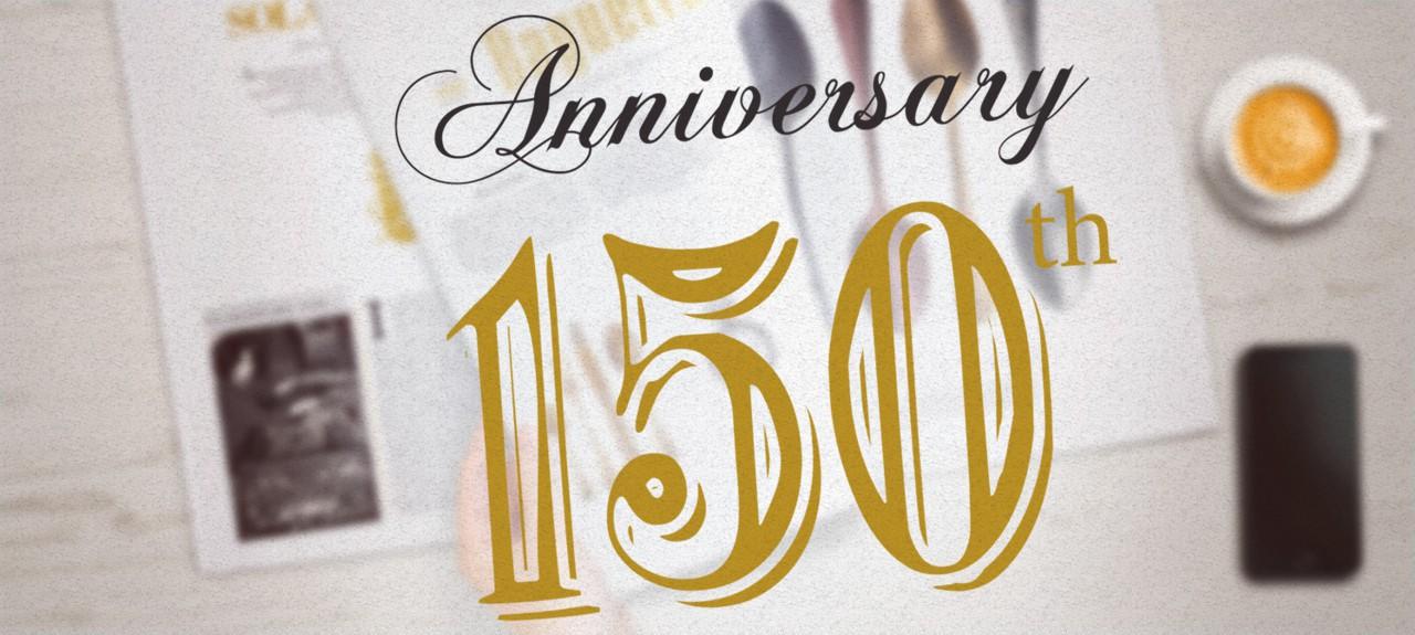 150. výročie spoločnosti Sola Switzerland
