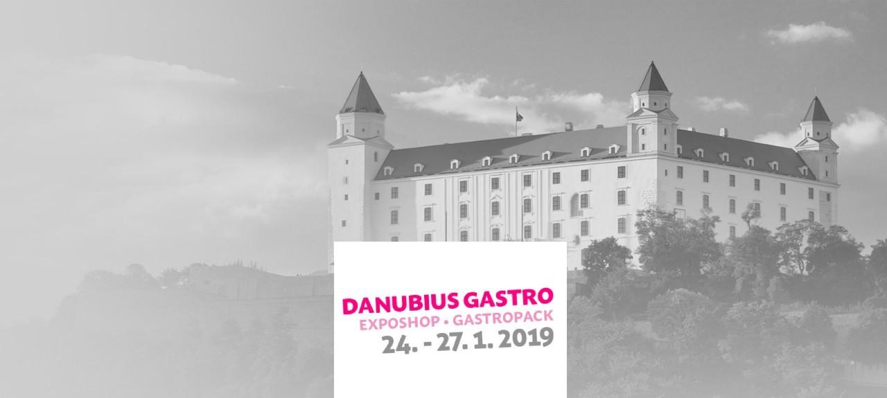 Danubius Gastro Bratislava 2019