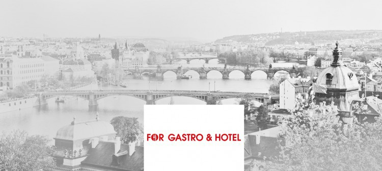 For Gastro & Hotel Prague 2019