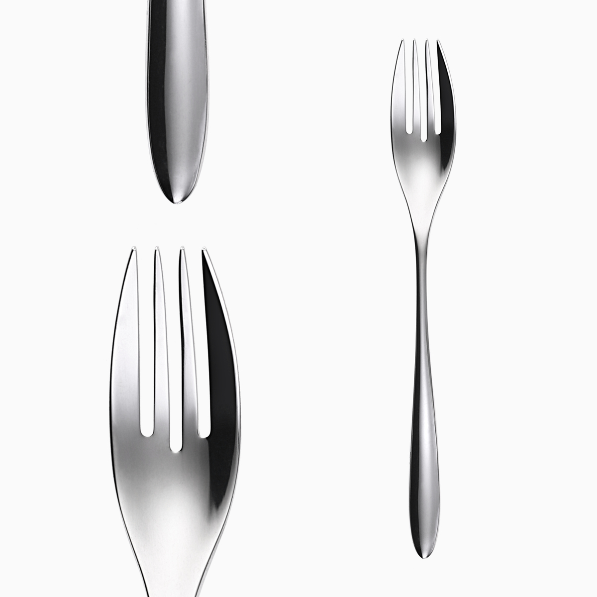 Table fork - Virginia