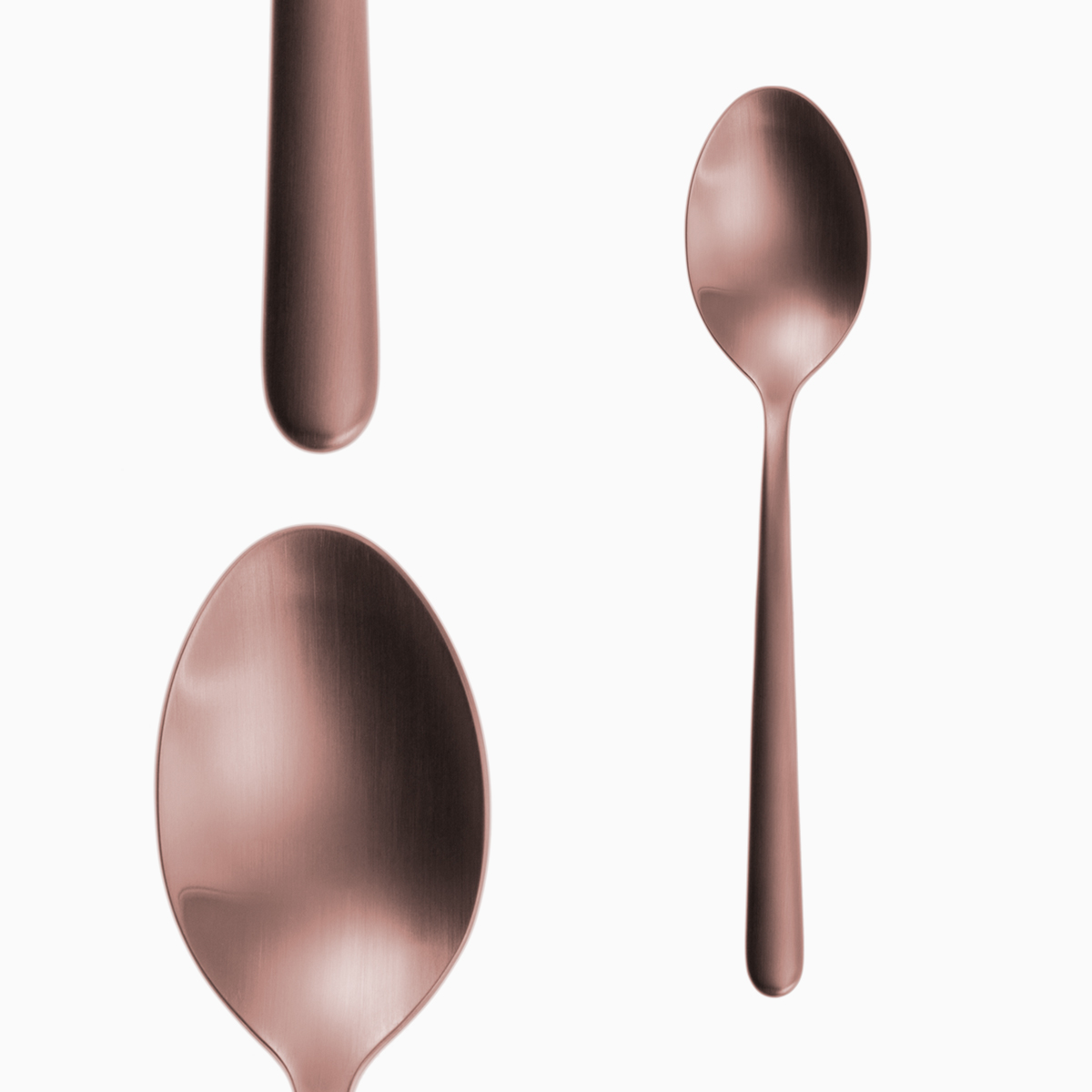 Table Spoon - Faro Copper