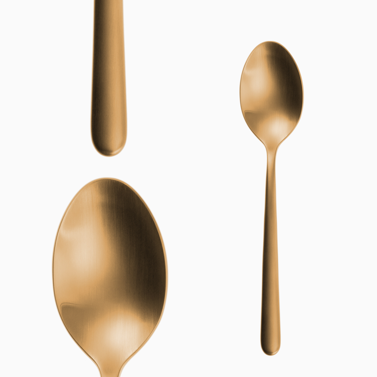Table Spoon - Faro Gold