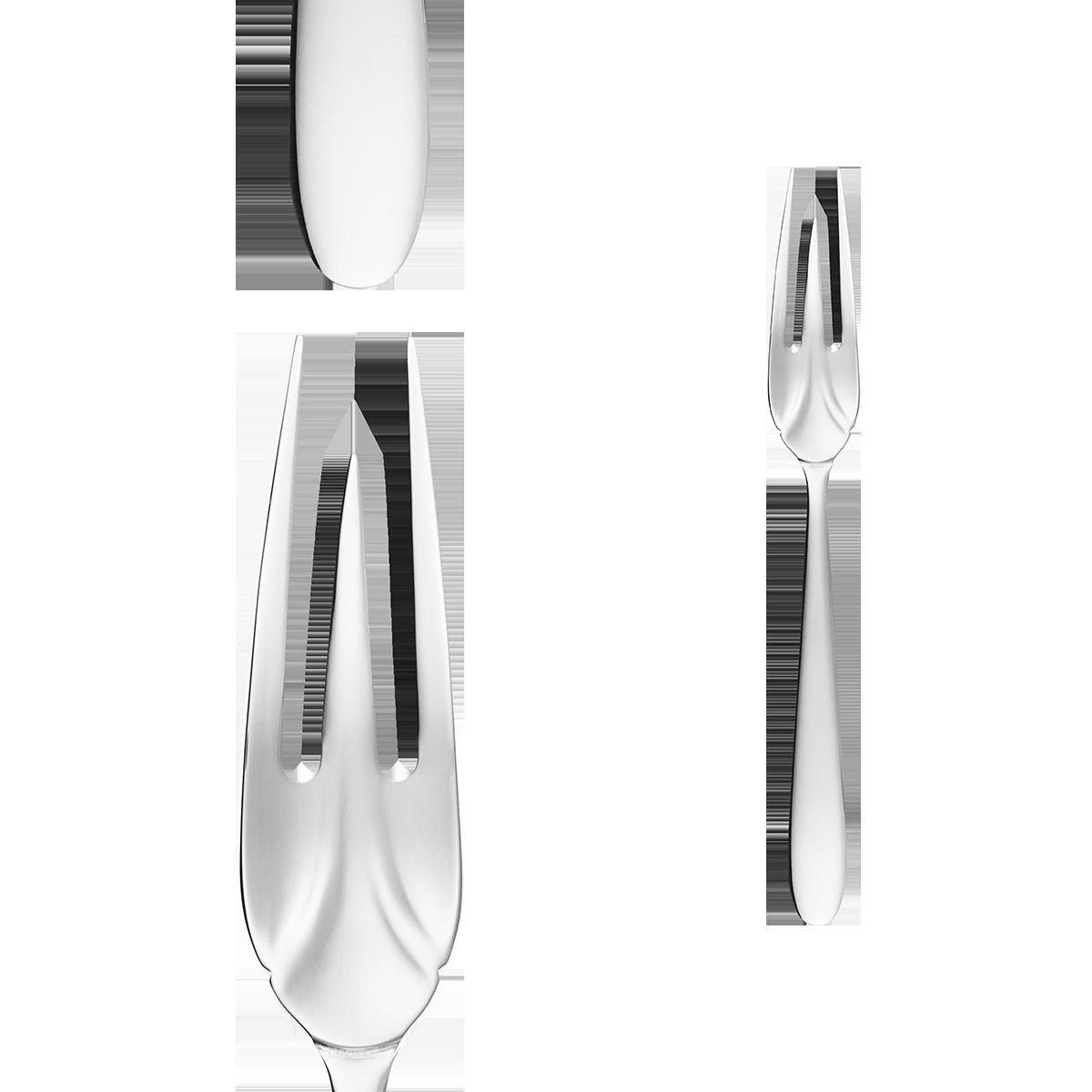 Gabel - Veggie