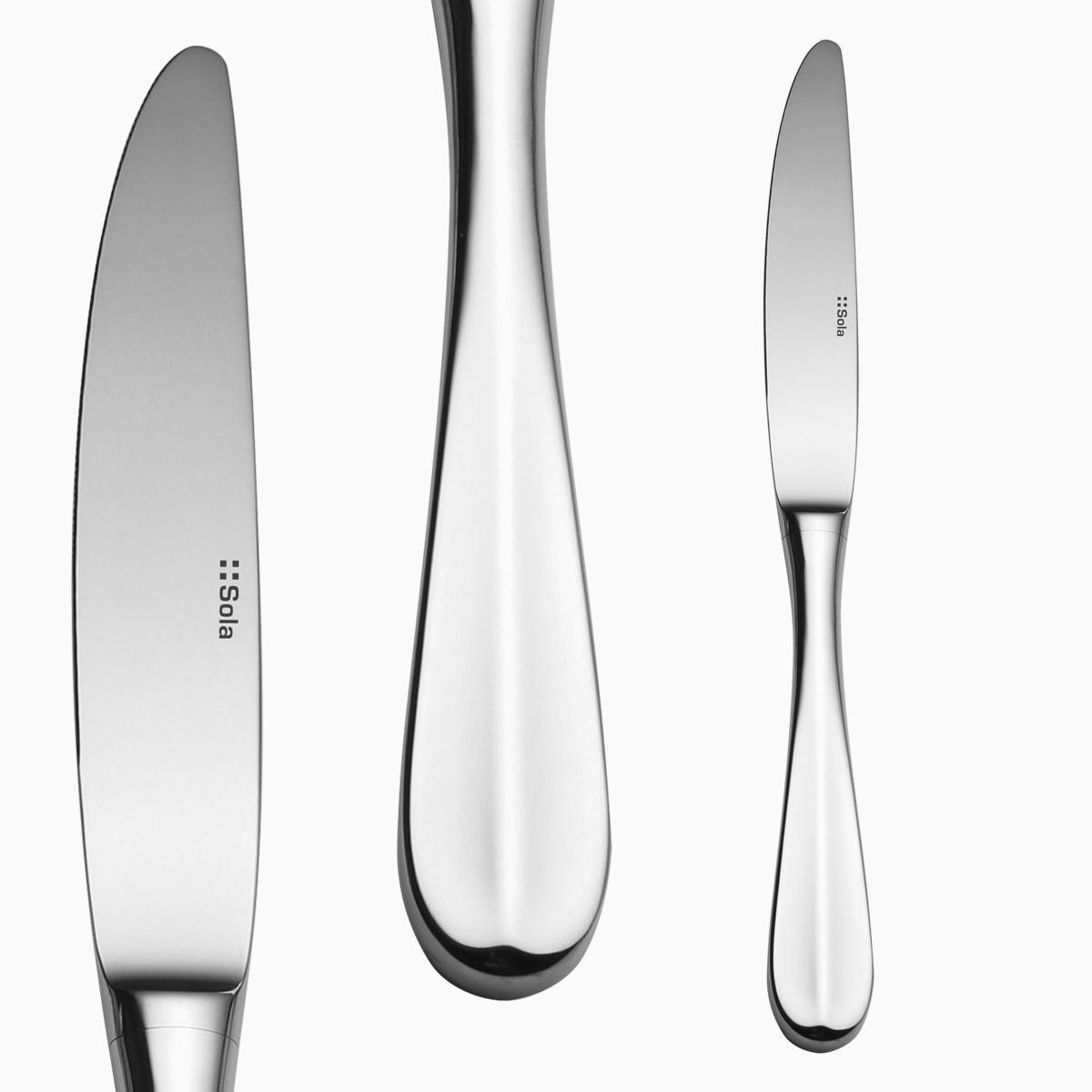 Table knife - Baguette Seven