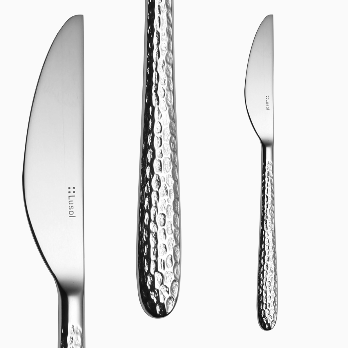 Table knife - Callisto Ice