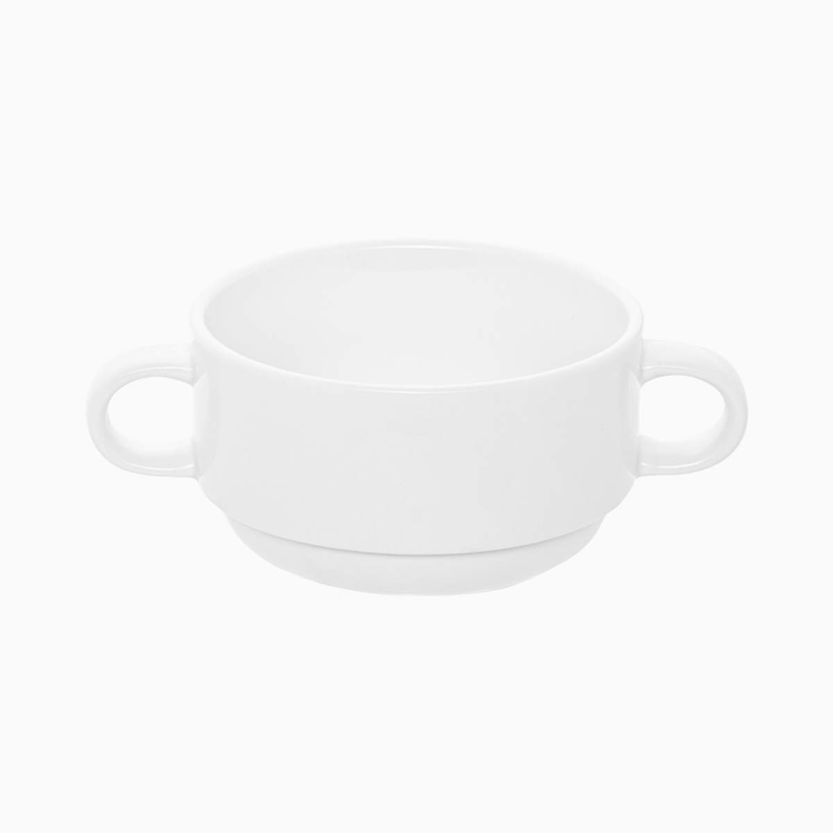 Soup Cup With 2 Handles