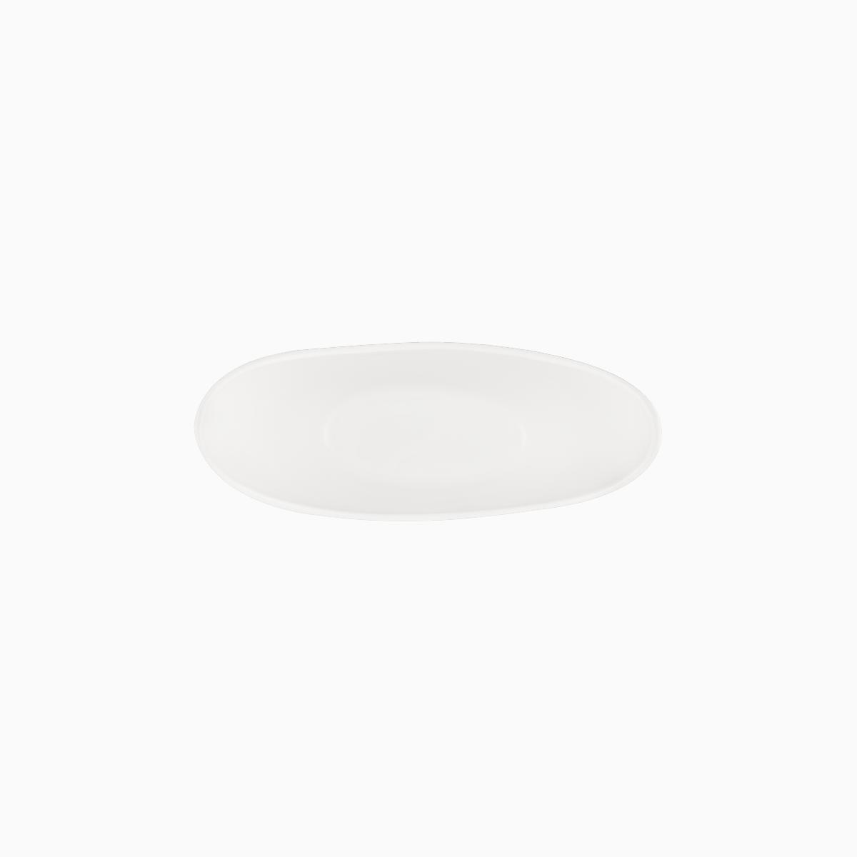 Schale oval