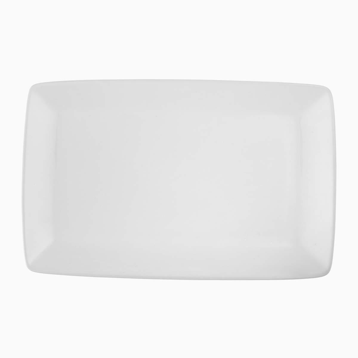 Obdĺžnikový tanier