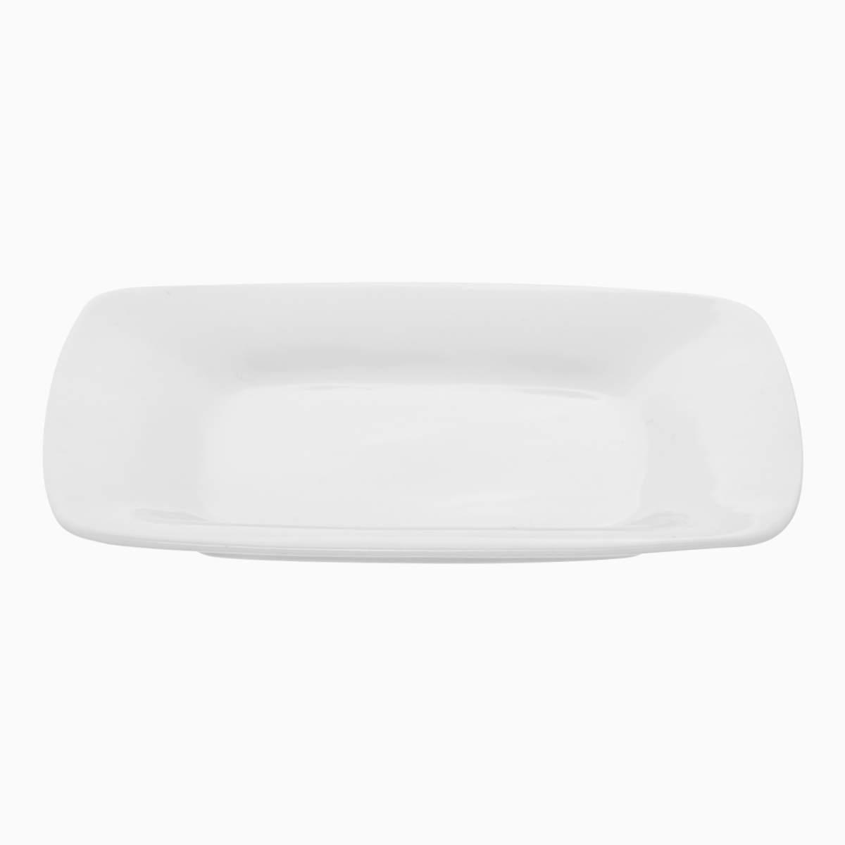 Štvorcový tanier
