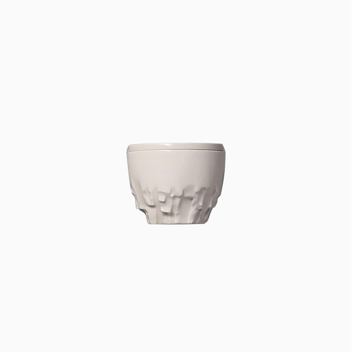 Espresso Cup / Sugar Bowl, Lid