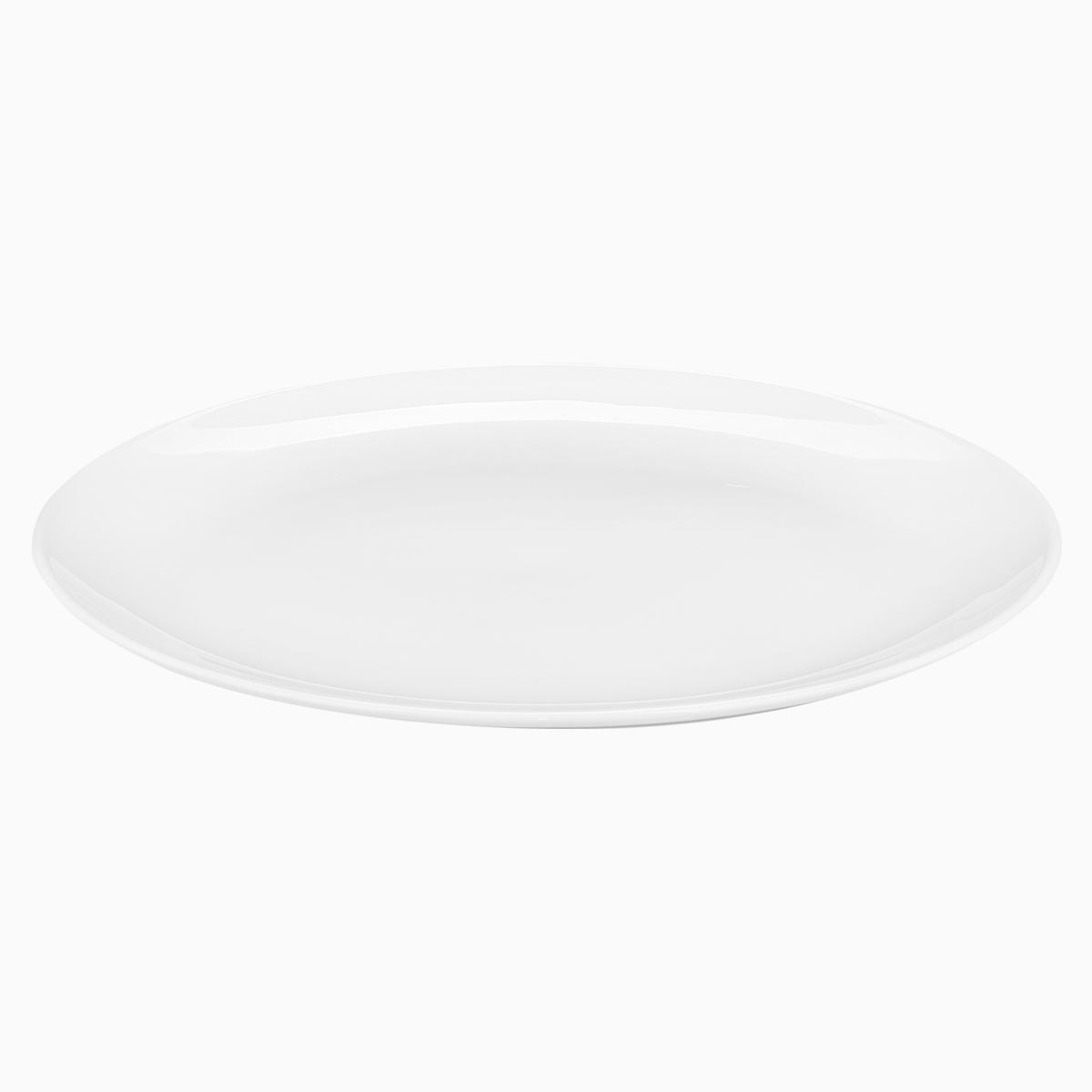 Plate Oval