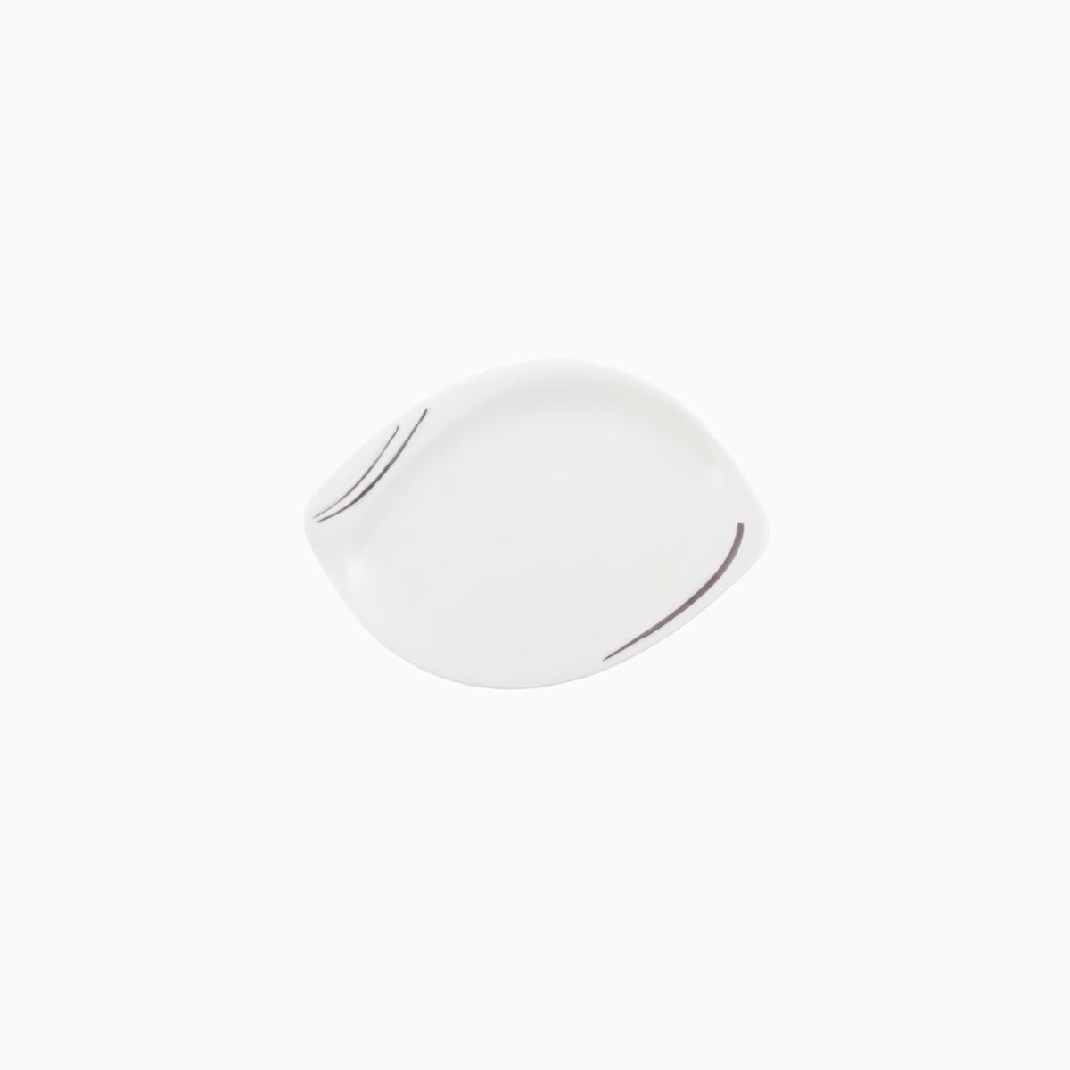 Dessert Plate Leaf - Organic Line