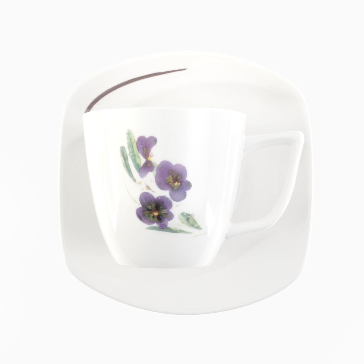 Šálka na kávu - Organic Viola
