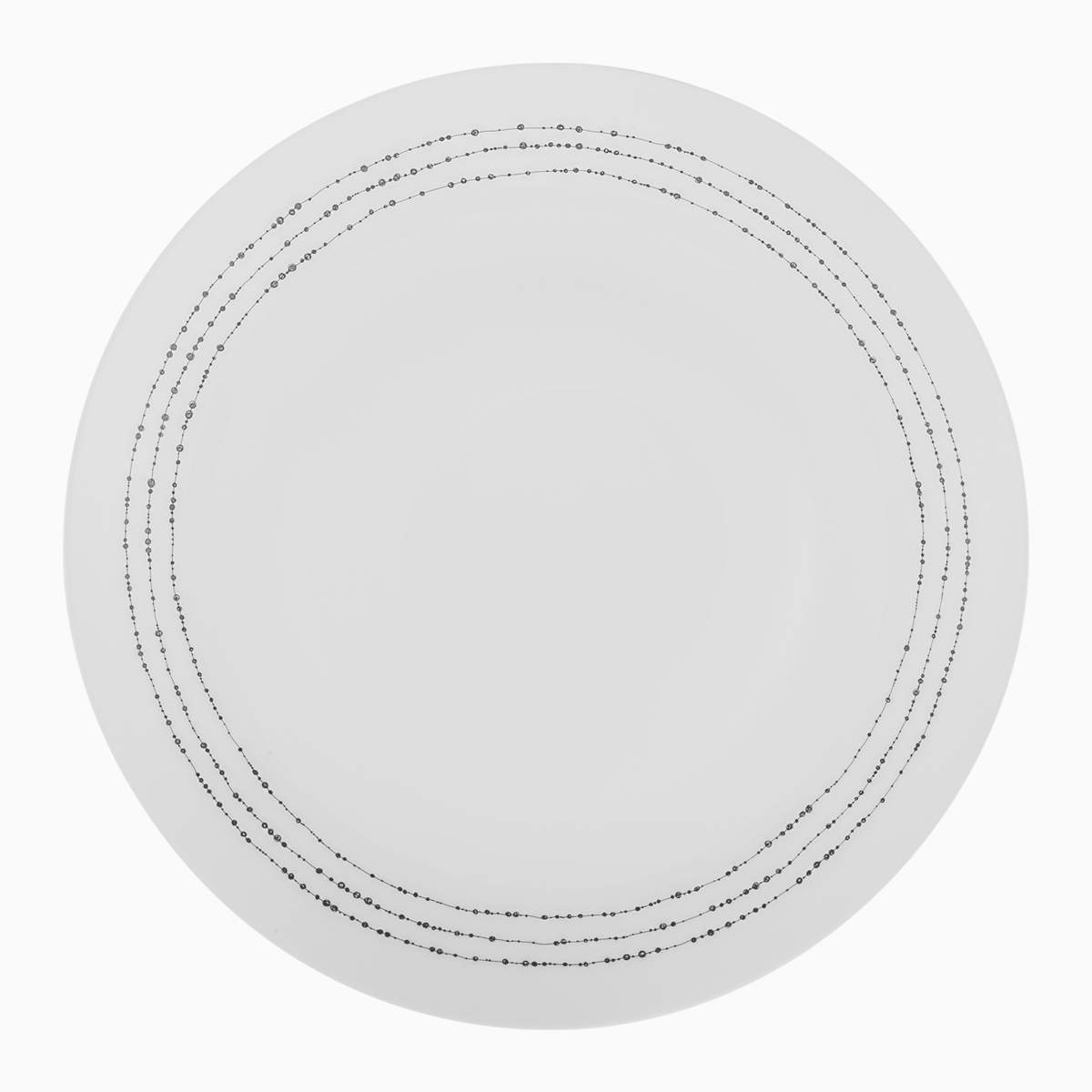 Dinner Plate Dots Coupe Set