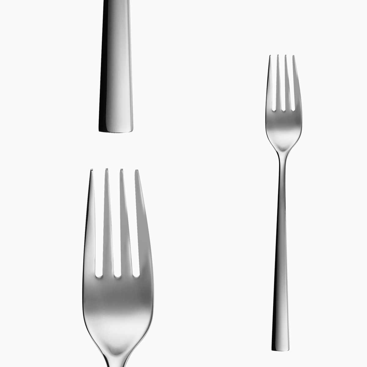 Table Fork - Lausanne