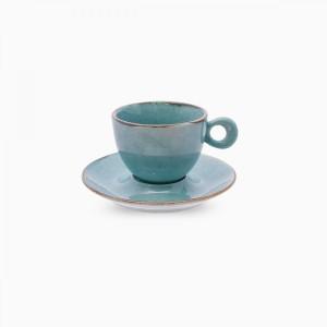 Kávová-/ čajová šálka