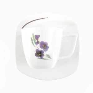 Kaffeetasse - Organic Viola