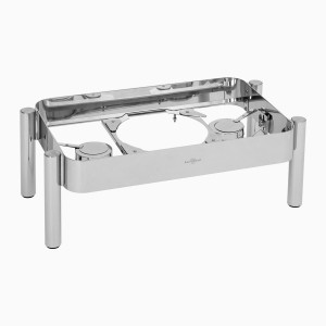 Frame for chafing dish