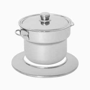 Soup pot round