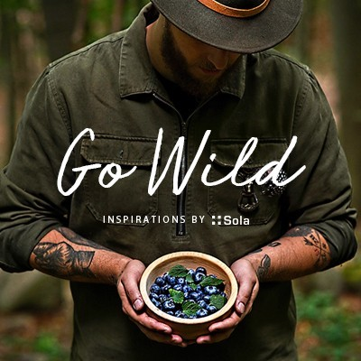 Go Wild: Inspiration by Sola